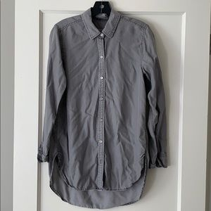 Gap tunic button-down